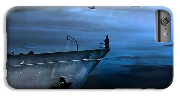 West Across The Ocean IPhone 7 Plus Case by Joachim G Pinkawa