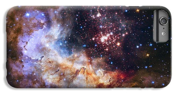 Westerlund 2 - Hubble 25th Anniversary Image IPhone 7 Plus Case