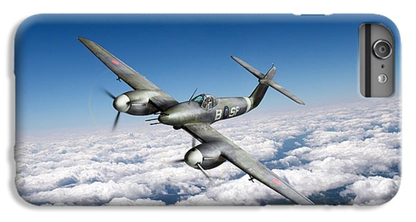 IPhone 7 Plus Case featuring the photograph Westland Whirlwind Portrait by Gary Eason