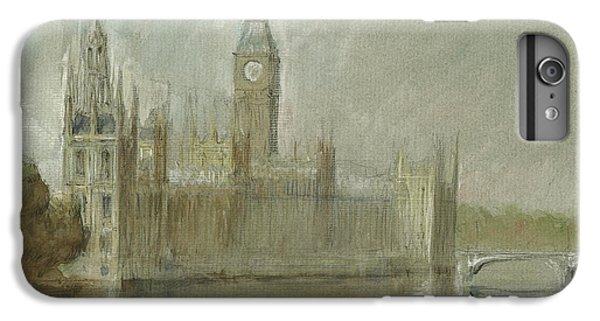 Big Ben iPhone 7 Plus Case - Westminster Palace And Big Ben London by Juan Bosco