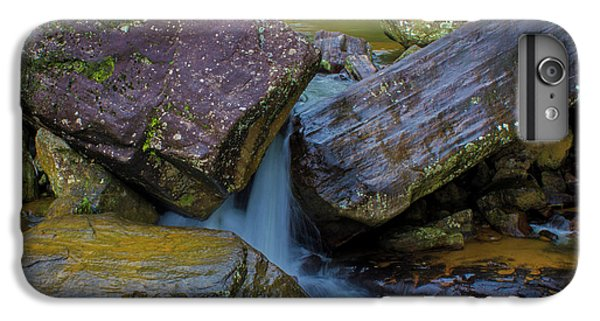 IPhone 7 Plus Case featuring the photograph Wet Rocks 3, Sri Lanka, 2012 by Hitendra SINKAR