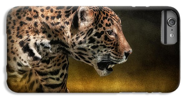 Who Goes There IPhone 7 Plus Case by Lois Bryan
