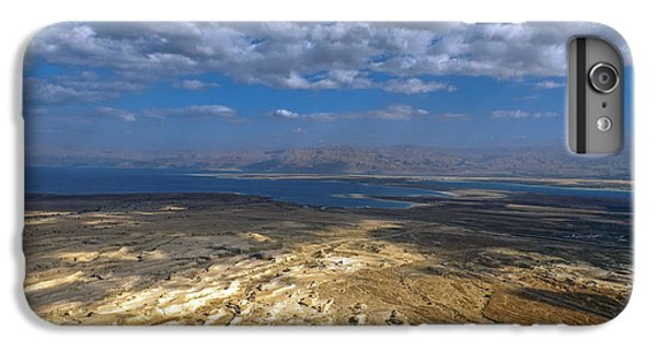 Wide View From Masada IPhone 7 Plus Case
