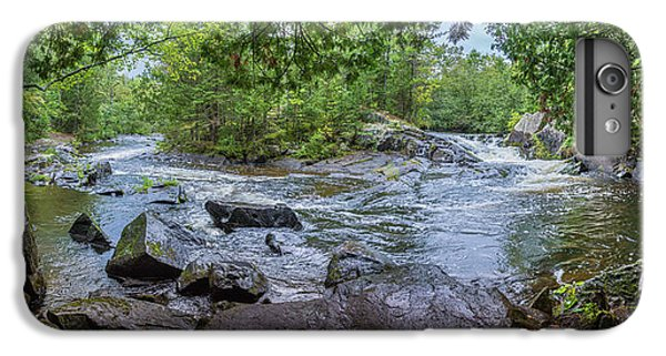 IPhone 7 Plus Case featuring the photograph Wilderness Waterway by Bill Pevlor