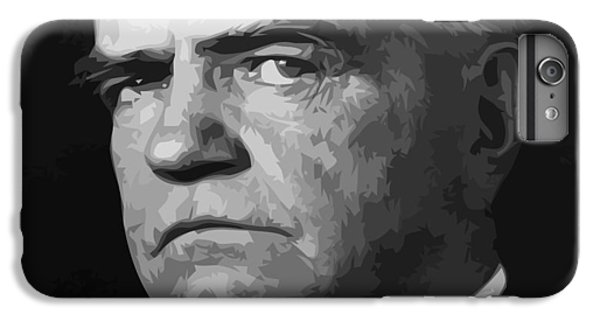 Bull iPhone 7 Plus Case - William Bull Halsey by War Is Hell Store