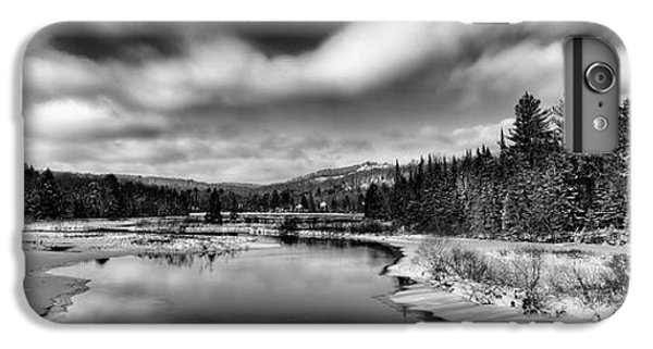 IPhone 7 Plus Case featuring the photograph Winter Clouds by David Patterson