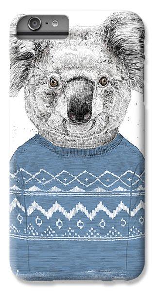 Winter Koala IPhone 7 Plus Case