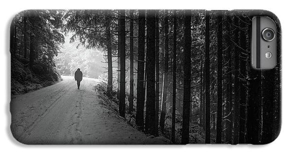 Winter Walk - Austria IPhone 7 Plus Case by Mountain Dreams