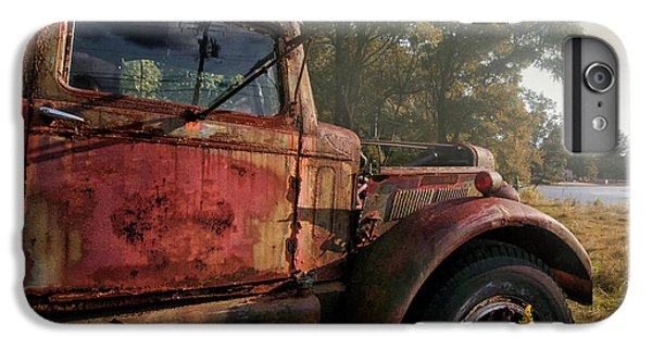 Truck iPhone 7 Plus Case - Wishful Thinking by Jerry LoFaro