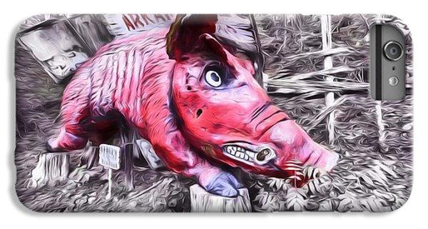 Woo Pig Sooie Digital IPhone 7 Plus Case