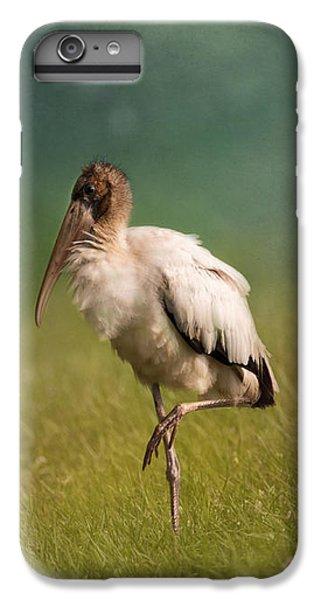 Wood Stork - Balancing IPhone 7 Plus Case