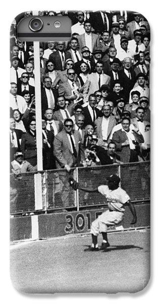 Yankee Stadium iPhone 7 Plus Case - World Series, 1955 by Granger
