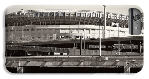Yankee Stadium iPhone 7 Plus Case - Yankee Stadium    1923  -  2008 by Daniel Hagerman