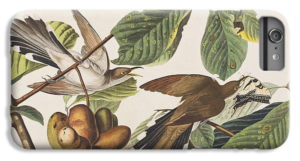 Cuckoo iPhone 7 Plus Case - Yellow Billed Cuckoo by John James Audubon