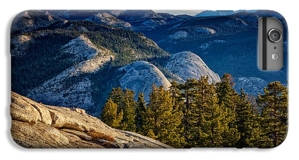 Yosemite Morning IPhone 7 Plus Case by Rick Berk