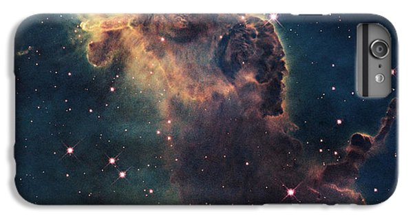 Young Stars Flare In The Carina Nebula IPhone 7 Plus Case