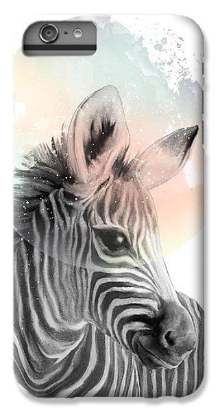Zebra // Dreaming IPhone 7 Plus Case by Amy Hamilton