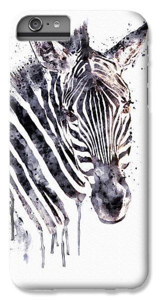 Zebra Head IPhone 7 Plus Case by Marian Voicu