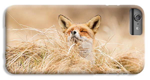Zen Fox Series - Zen Fox 2.7 IPhone 7 Plus Case by Roeselien Raimond
