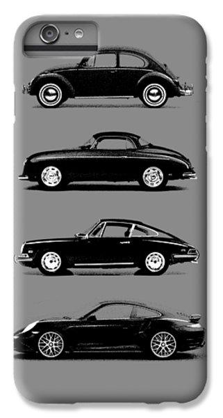 Car iPhone 7 Plus Case - Evolution by Mark Rogan