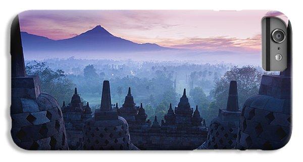 Donation iPhone 7 Plus Case - Borobudur Temple, Yogyakarta, Java by Pigprox