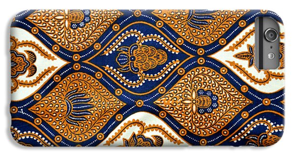 Craft iPhone 7 Plus Case - Detailed Patterns Of Indonesia Batik by Antoni Halim