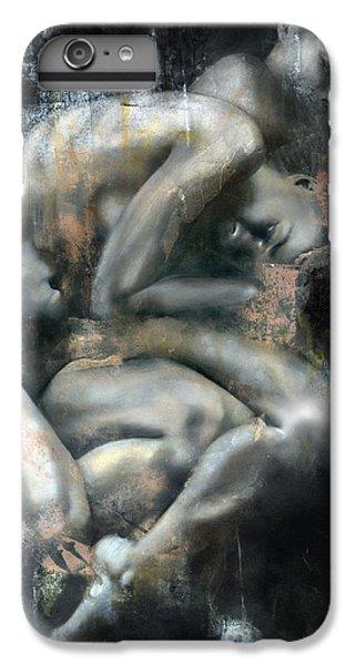 Figurative iPhone 7 Plus Case - Equinox by Patricia Ariel
