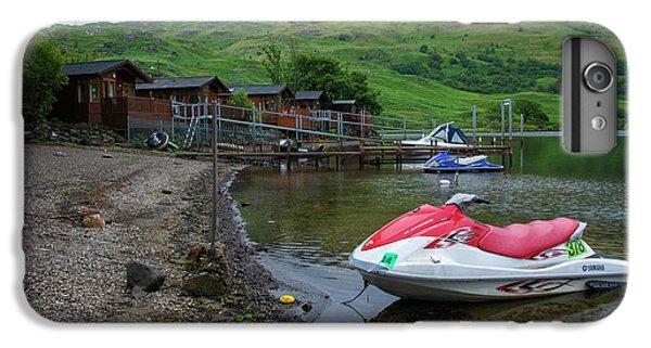 Jet Ski iPhone 7 Plus Case - Loch Ski  by Rob Hawkins