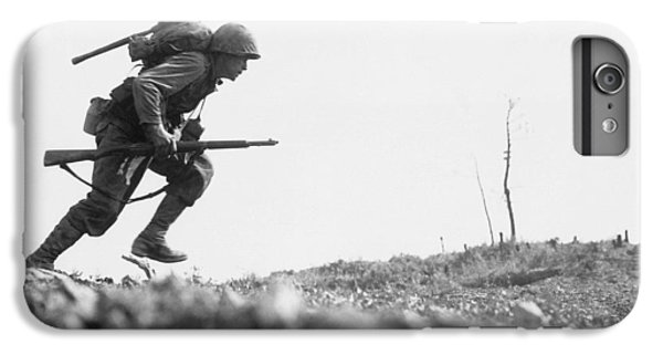 Marine iPhone 7 Plus Case - Marine Dash On Okinawa by War Is Hell Store
