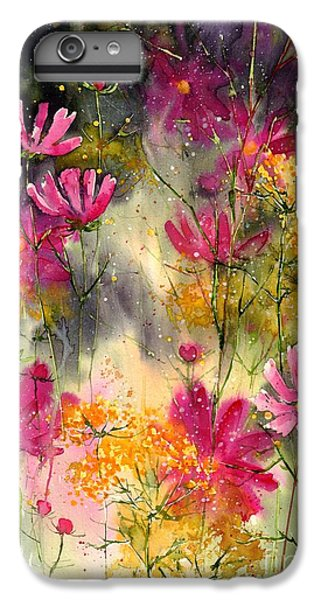 Orchid iPhone 7 Plus Case - Pink Ballerinas by Suzann's Art