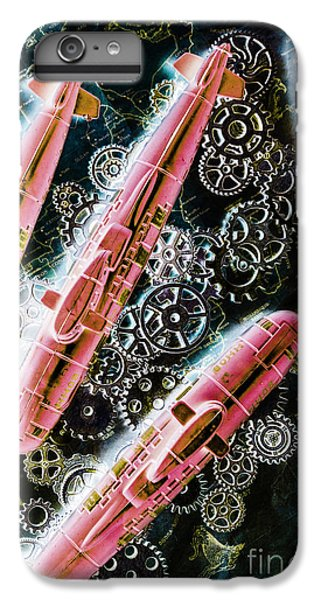 Warfare iPhone 7 Plus Case - Southern Submarines  by Jorgo Photography - Wall Art Gallery
