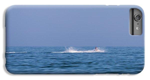 Jet Ski iPhone 7 Plus Case - Water Jet-ski by Ken Welsh