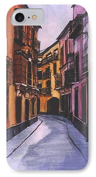 A Street In Seville Spain IPhone Case
