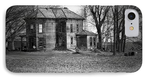 An Old Homestead IPhone Case