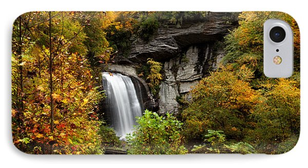 Autumn At Looking Glass Falls IPhone Case