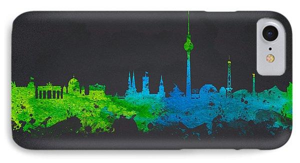 Berlin Germany IPhone Case