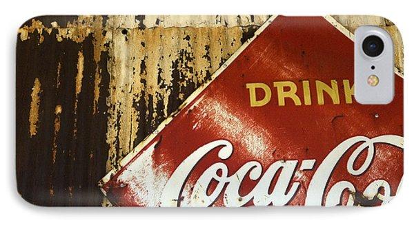 Drink Coca Cola  Memorbelia IPhone Case