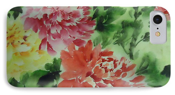 Flower 0727-1 IPhone Case