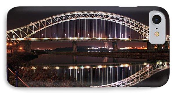 Silver Jubilee Bridge IPhone Case