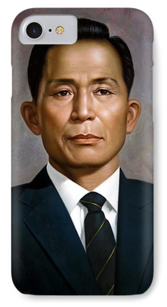 South Korea's President Park Chung-hee IPhone Case