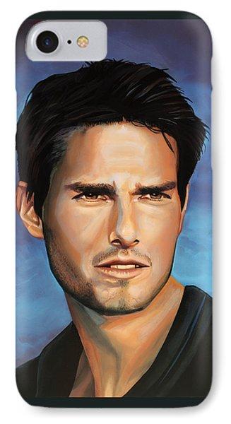 Tom Cruise IPhone Case