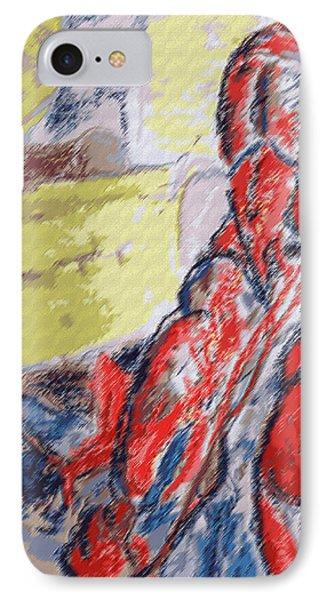 073114 Crawfish.jpg IPhone Case