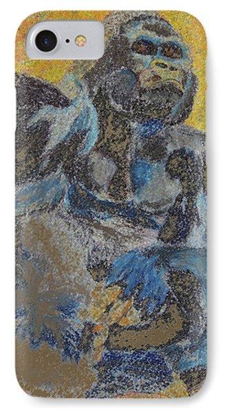 092814digital Color Pencil Silver Back IPhone Case
