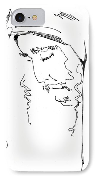 A Glimpse Of The Christ IPhone Case