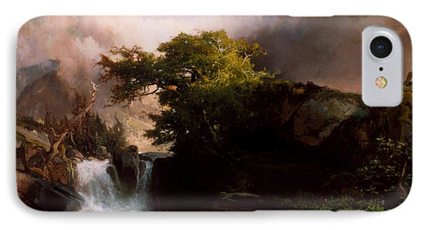 A Mountain Stream IPhone Case