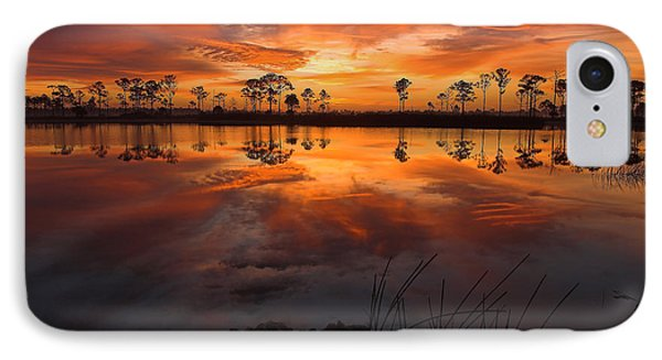 A New Day Dawning IPhone Case