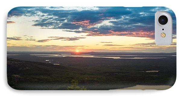 Acadia National Park Sunset  IPhone Case