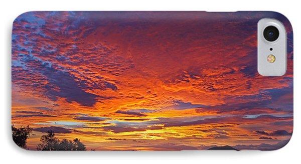 Andalucia Sunset IPhone Case