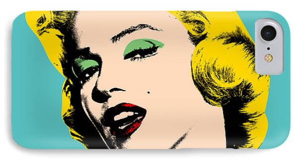 Beautiful iPhone 8 Case - Andy Warhol by Mark Ashkenazi