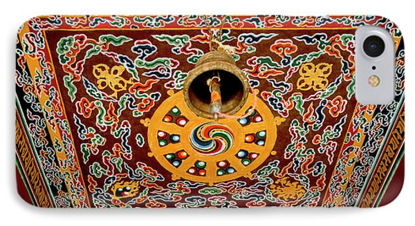 Art In The Architecture Of A Buddhist IPhone Case